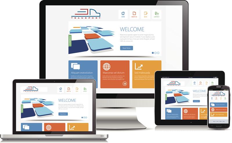 Kingston Responsive Website Design