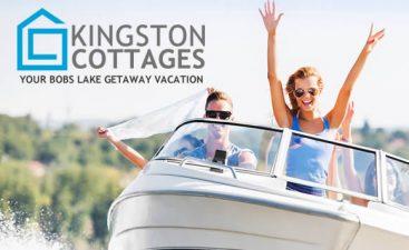 Kingston Cottage rental website design