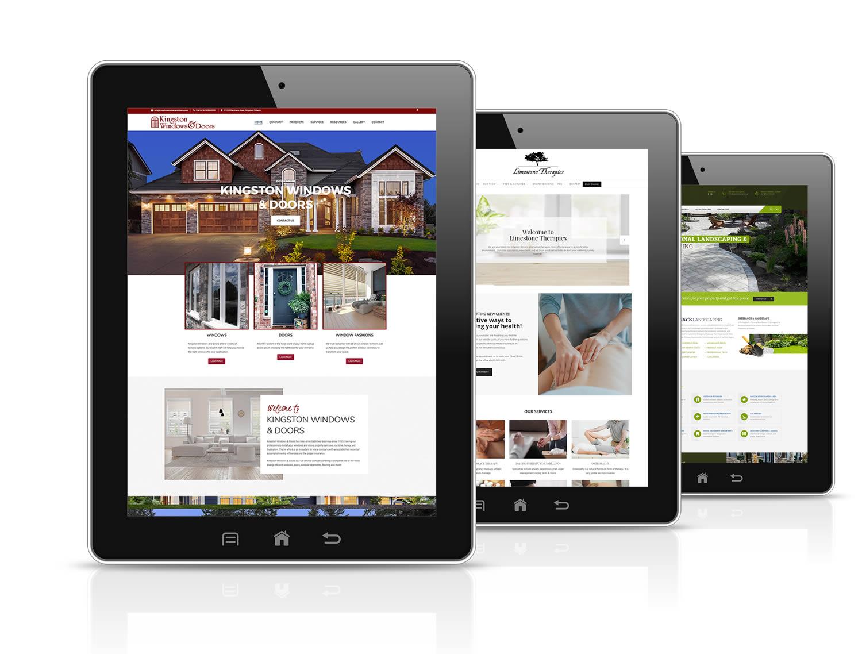 Kingston Website Design Clients