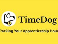 TimeDog App Website Design