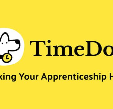 TimeDog App Website Design
