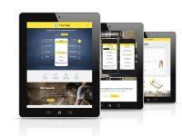 Website Design for an App