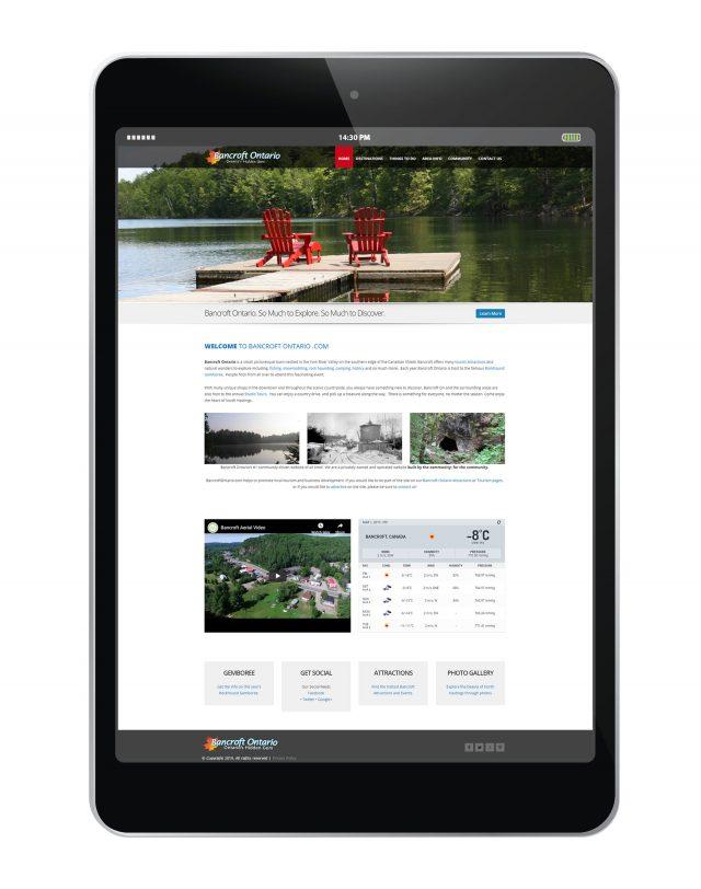 tourism website designers