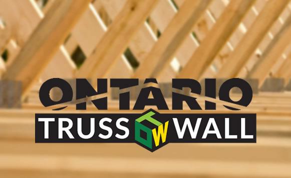 Ontario Truss & Wall Website Design